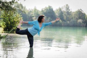 Yoagunterricht bei Yogalicht München