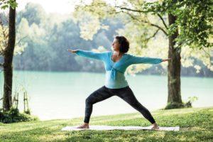 Yoga mit Claudia Machate